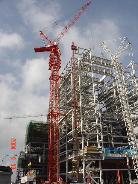 清远塔吊租赁联系电话,塔吊建筑机械租赁