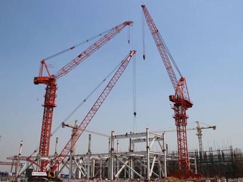 深圳塔吊租赁带人,塔吊所有型号及租赁价格
